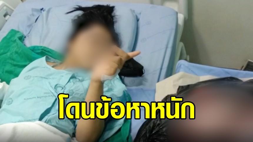 สาวโรงงาน กลัวคนรู้คลอดลูกในห้องน้ำ ใช้ถุงเท้ารัดคอลูกดับ ยัดใส่ถุงดำก่อนไป รพ.