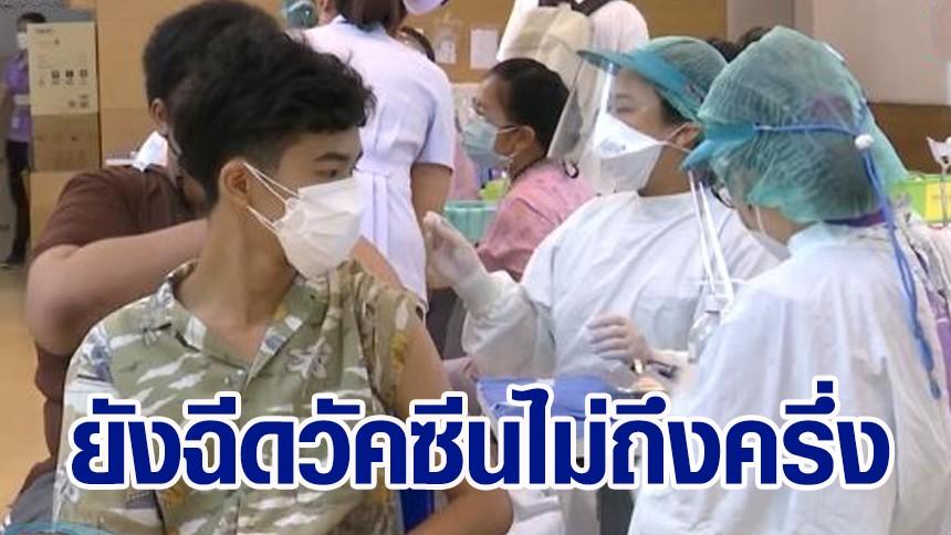 ดีเดย์ 1 พ.ย. เปิดประเทศ-เปิดเทอม แต่นักเรียนยังฉีดวัคซีนไม่ถึงครึ่ง