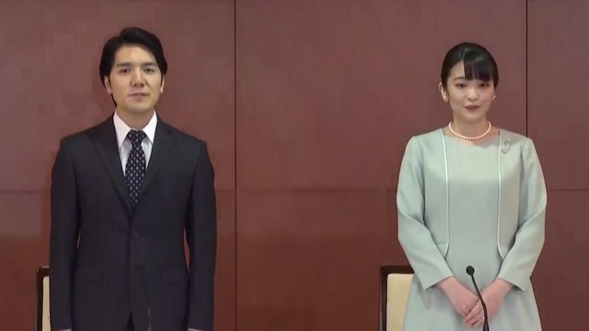 'เจ้าหญิงมาโกะ' แห่งญี่ปุ่น เปิดใจสละฐานันดร สมรสคนรักสามัญชน