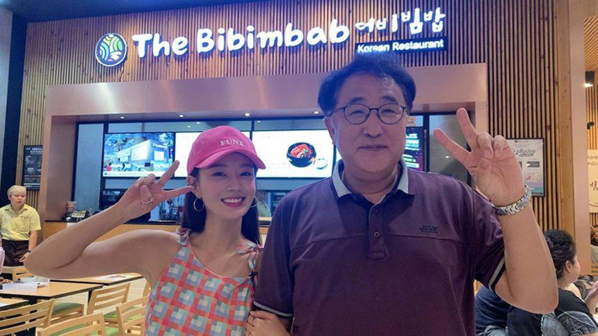 คิดถึงเกาหลี..  Bibimbab จ่ะ!