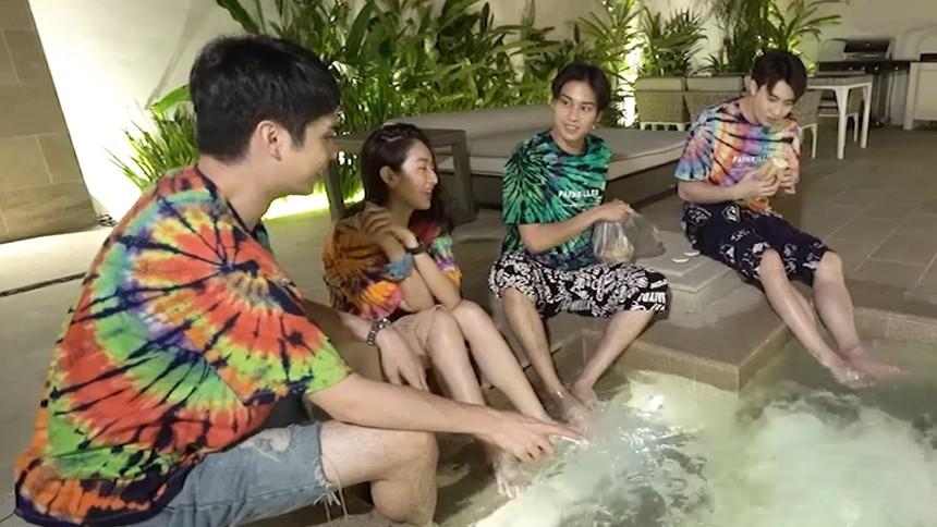 Unseen Thailand, I Miss You! EP2 : กิจกรรมสุดฟินยามค่ำคืนของ 4 สหายจ๊วบจ๊วบ ฟินถึงใจแค่ไหนไปดูกันนะจ๊ะ