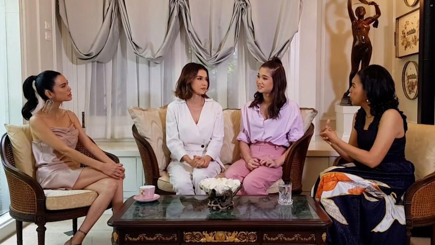 ราชินีโต๊ะกลม The Queen | สีเรียม ภักดีดำรงฤทธิ์ - นนลนีย์ โอแกน | 01-05-64 EP.65