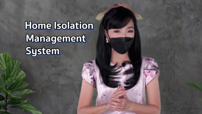 ดิจิตอลไทยแลนด์ | ระบบสำหรับการกักตัวที่บ้าน หรือ H0meIs0lation Management System | 21-08-64 EP.81